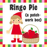 Ringo Pie {a patchwork bee}