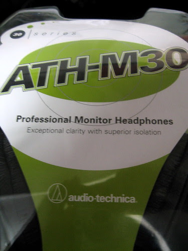 Audio Technica ATH-M30
