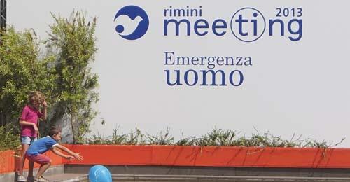Meeting rimini 2013