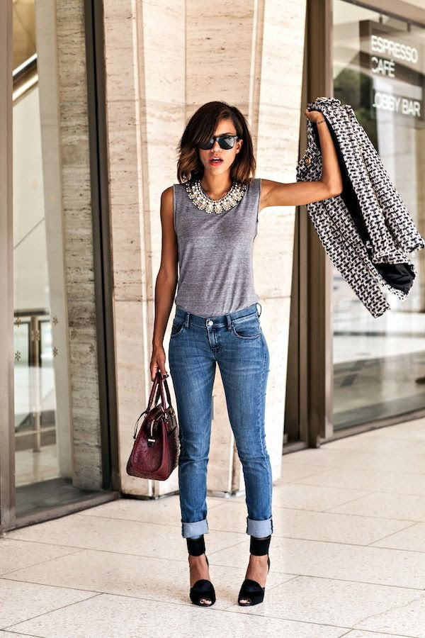 f083971a125 101 Chic College Girl Fashion Outfits to be appealing