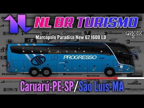 Auto Viação Progresso | Caruaru-PE | São Luis-MA