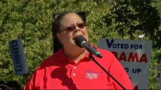 "Karen Lewis' ""Solidarity Rally"" Speech"
