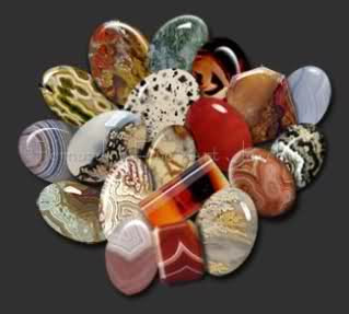 agatas de colores Los cuarzos grandes sanadores de nuestras emociones, por María de Gracia