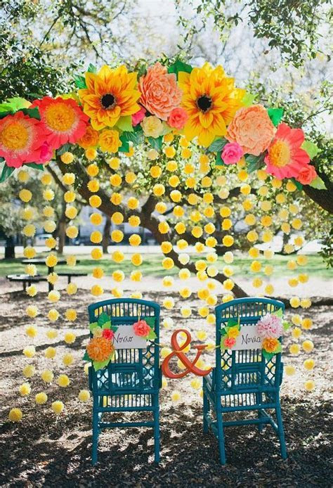 100 Colorful Mexican Festive Wedding Ideas ? Hi Miss Puff