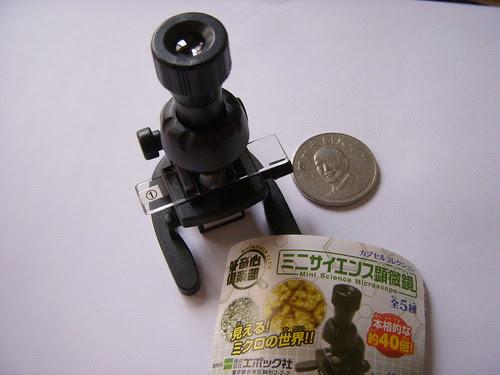 迷你顯微鏡