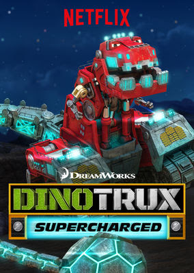 Dinotrux Supercharged - Season 1