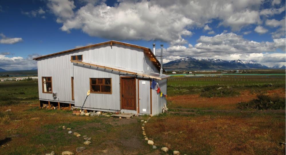 Casa habitaci n rural studio fernanda vuilleumier for Piscina walker martinez