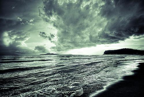 Drama on Miseno's coast