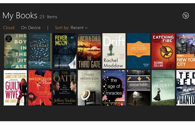 kindle أفضل 10 تطبيقات للويندوز 8.1 خلال 2014
