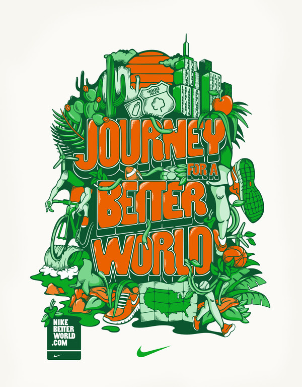 Journey for a Better World by VanilaBCN