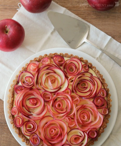 Lets serve roses for dessert.<br /> If we cant have them in our gardens,<br /> we might as well have them for dinner.<br /> Heres to spring fever!