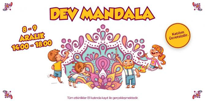 Mandala Boyama Ile Gizemli Desenleri Keşfet Mallmotto