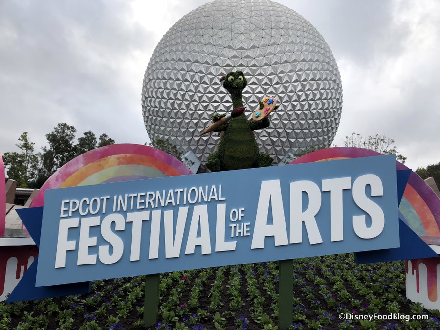 2019 Epcot Festival Of The Arts Dates And Details Announced The Disney Food Blog