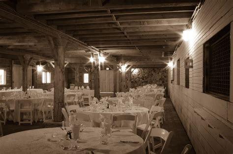 Lower level reception. Ellis barn, Davisburg Michigan