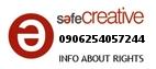 Safe Creative #0906254057244