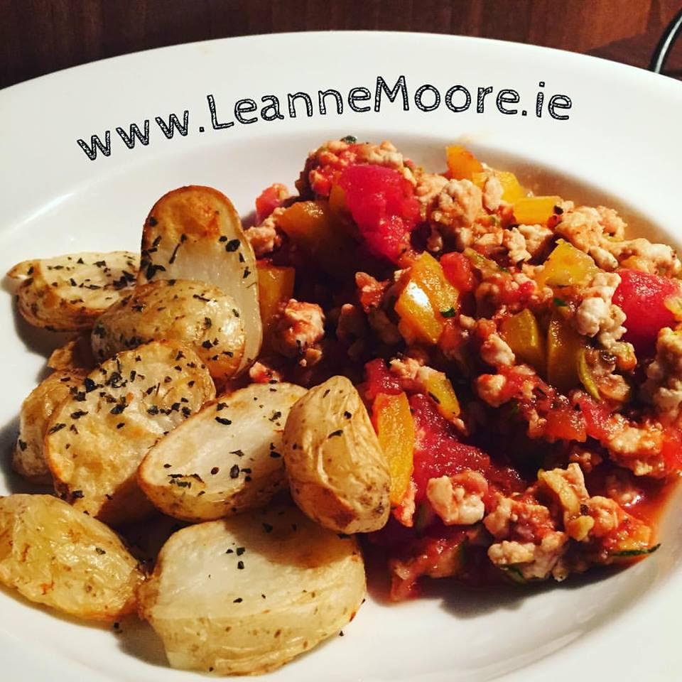 Simple Turkey Mince - Leanne Moore
