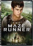 Video/DVD. Title: The Maze Runner