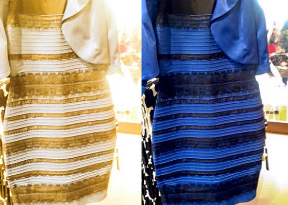 What color is this dress: A scientist explains visual ambiguity ...