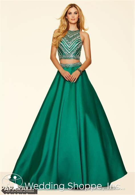 Paparazzi by Mori Lee Prom Dress 98044 in 2019   Prom
