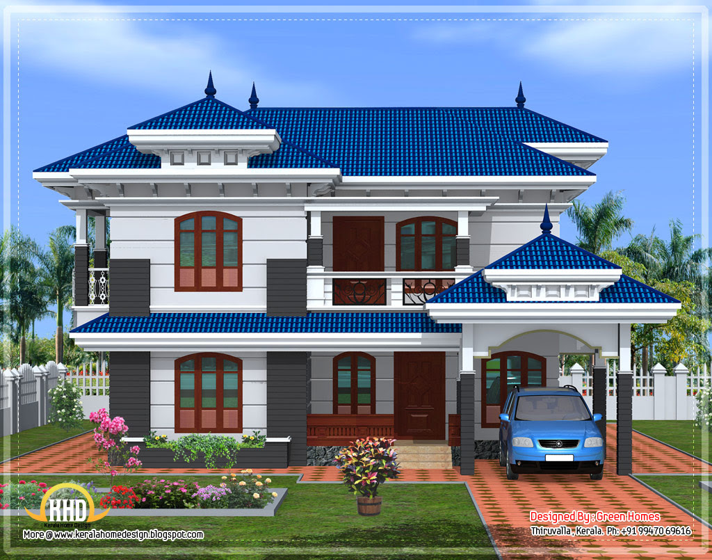 Elegant Front Elevation Designs