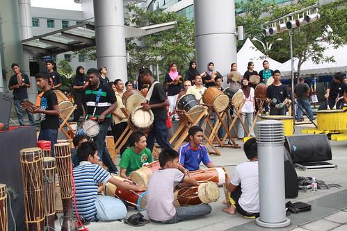 Perhimpunan sejuta belia di Putrajaya