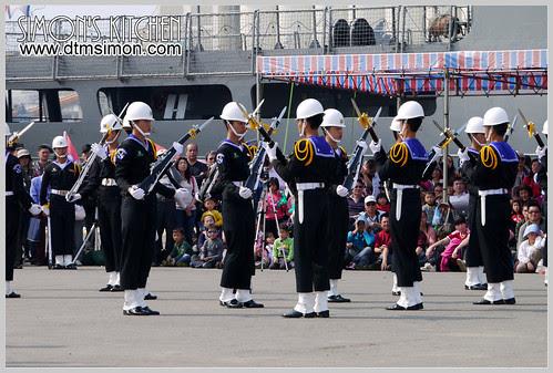 海軍敦睦台中港33