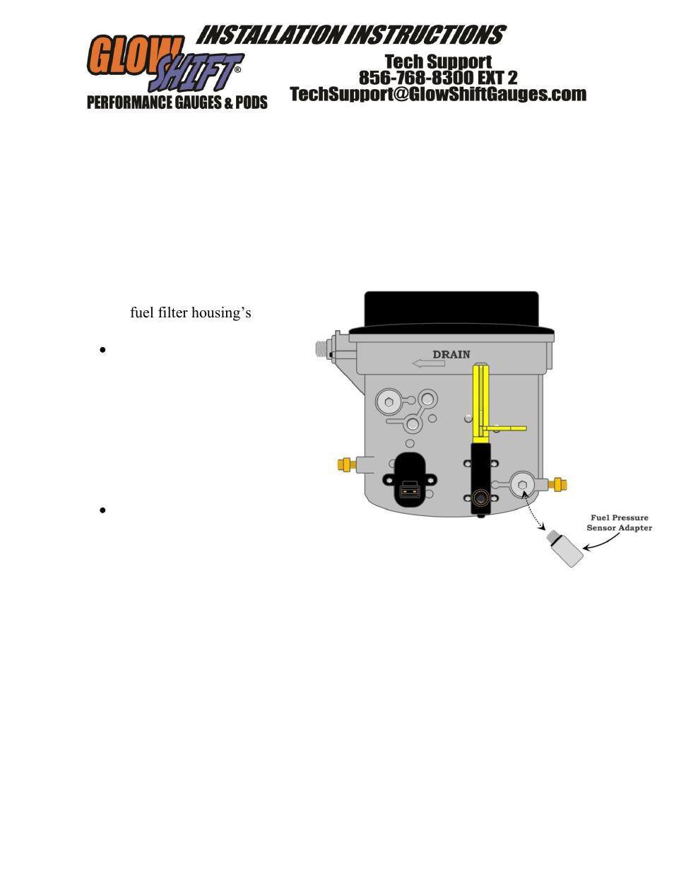 7 3 Fuel Filter Housing Diagram - Wiring Diagram Networks