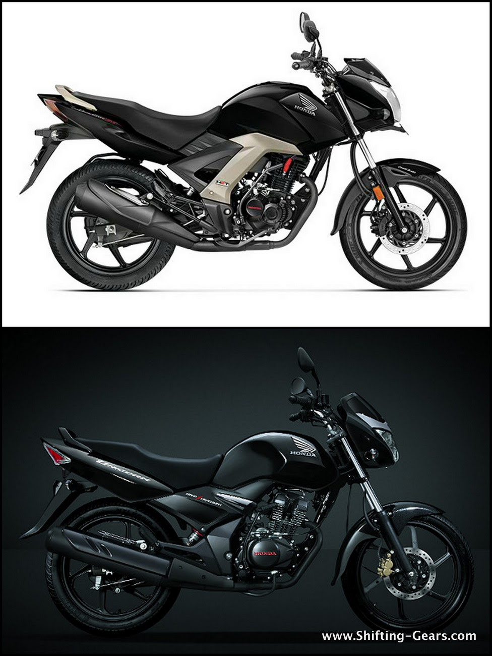 Cb Unicorn 150 Stickers Bike S Collection And Info