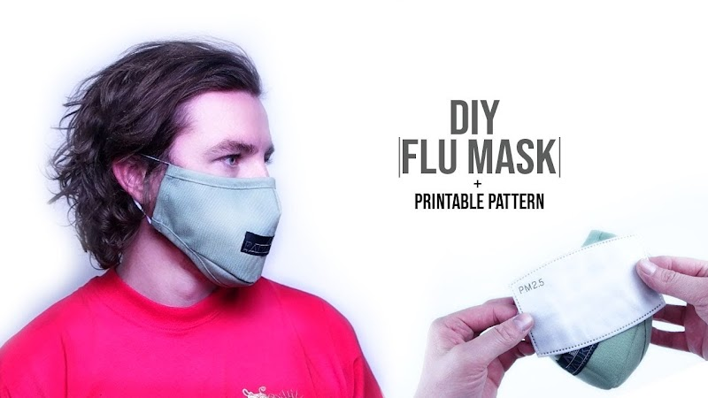 Diy Face Mask Flu