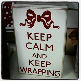 #Christmas #crazytime #gifts #wrapping #fun
