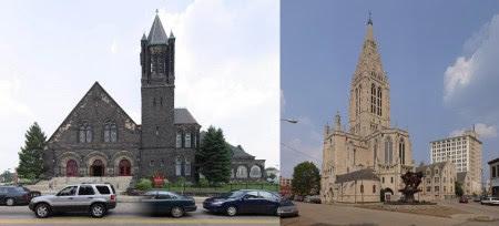 Eglises presbytériennes à Pittsburgh
