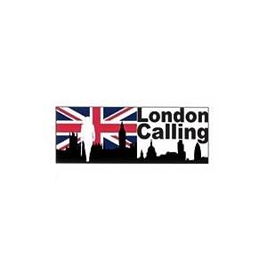 Cadre london calling drapeau anglais deco londres for Site deco anglais