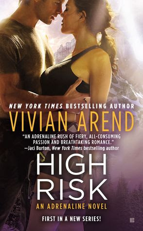High Risk (Adrenaline Search & Rescue, #1)