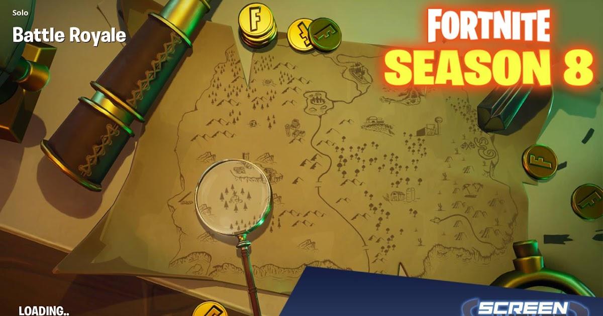 Mappa Fortnite Distributore Season 8 Fort Bucks Youtube