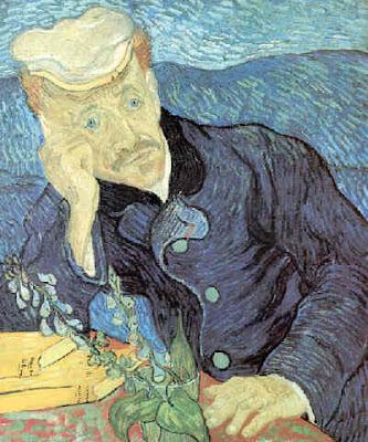Portrait du Dr. Gachet