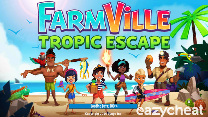 FarmVille: Tropic Escape v0.3.212 Cheats