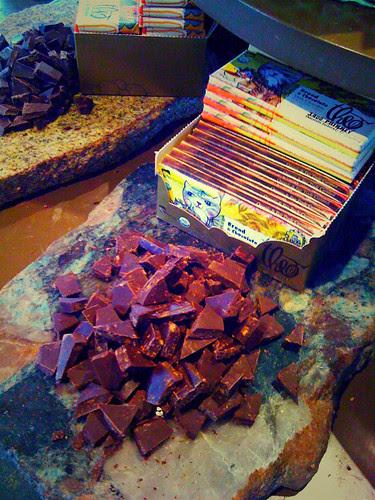 theo chocolate samples