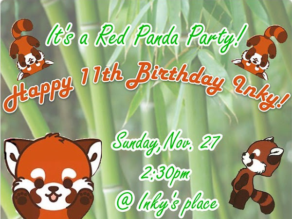 2011 Birthday Invitation!
