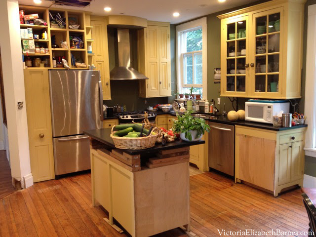 Planning an old-house kitchen remodel... considering ...