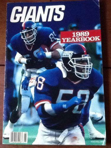 NFL Yearbook  eBay