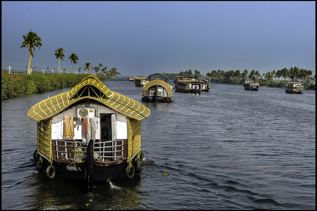 Backwaters Traffic