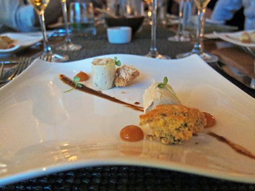 "foie gras ""fluff"""
