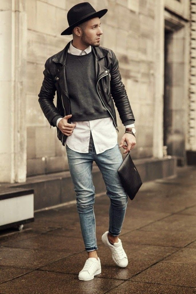 white sneakers become popular again in 2015 spring and