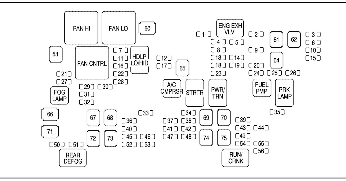 33 2007 Chevy Tahoe Wiring Diagram