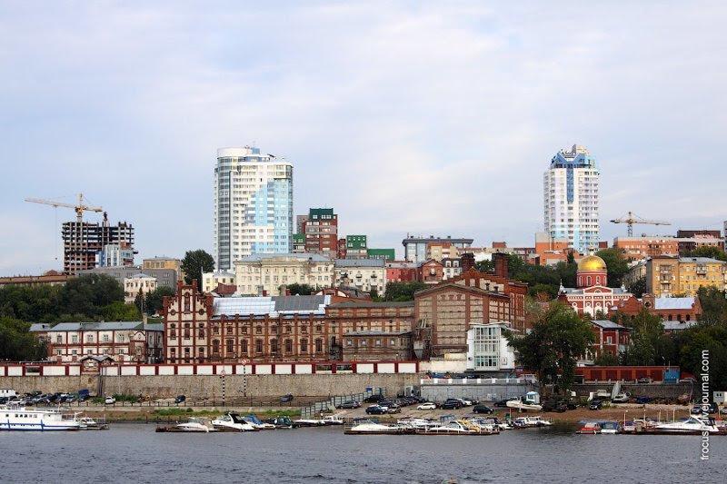 Самара города, история, название, происхождение, россия