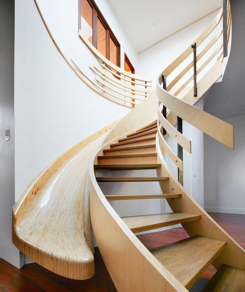 Diseño de escaleras #88