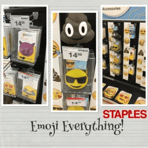 Emojis are images that express emotion. They are very cool for back to school. Use them in classroom activities.