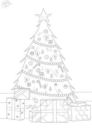 malvorlagen weihnachten kinder kostenlos
