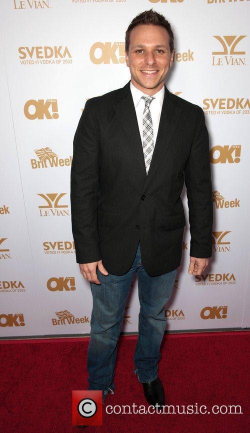 Drew Lachey The Oscars