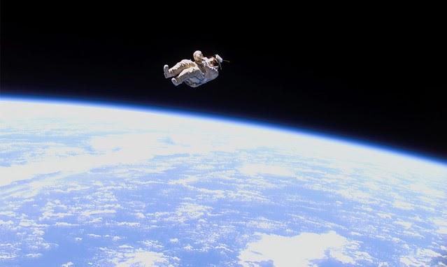 SuitSat, el 'astronauta satélite' que cayó a la Tierra